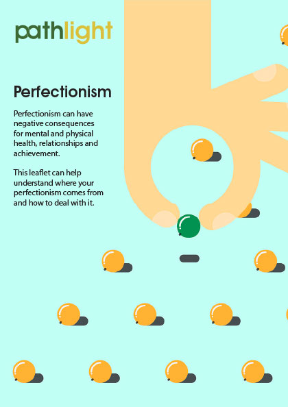 Perfectionism leaflet