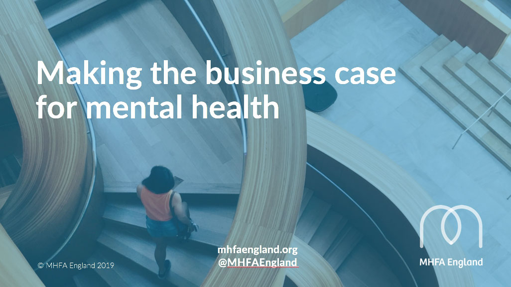 Making the business case for mental health