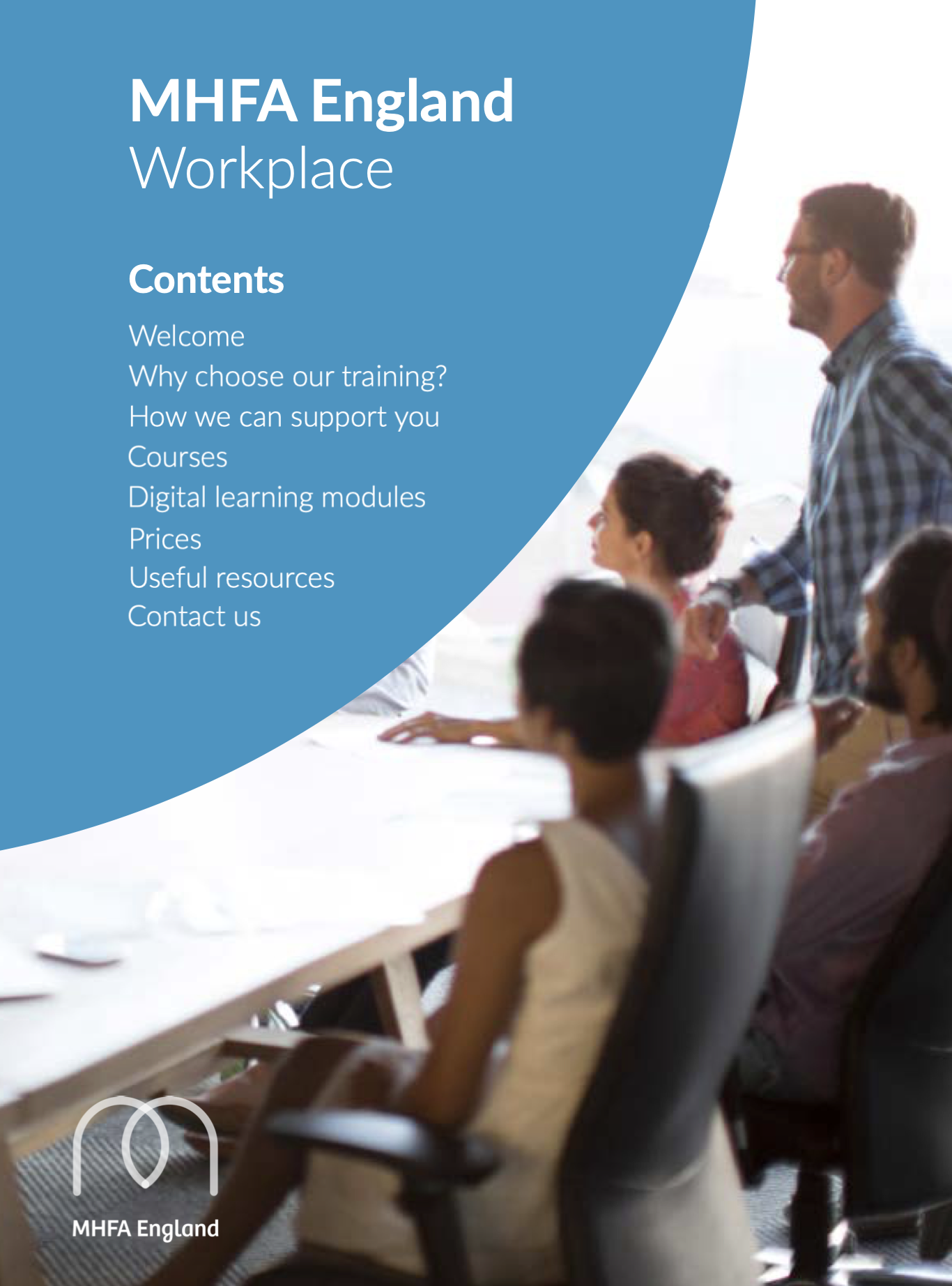 MHFA England Workplace Info Pack