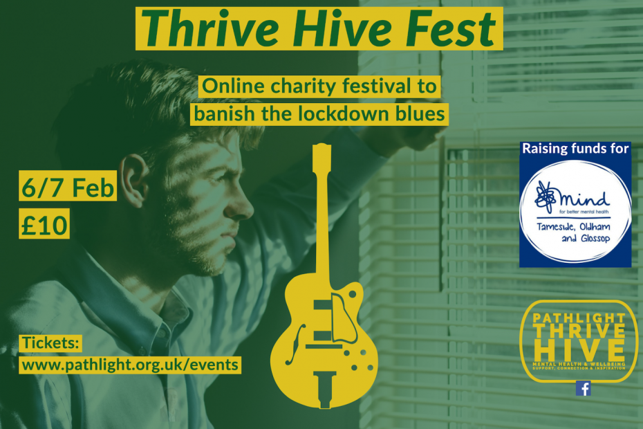 Thrive Hive Fest online festival